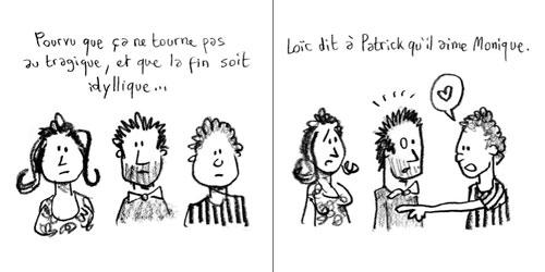 Tragique Saint-Éric.